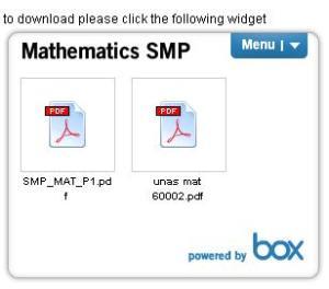 IPA dan Matematika